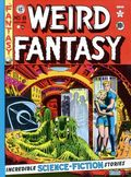 Weird Fantasy HC (1980 Russ Cochran) The Complete EC Library 2-1ST