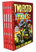 Two Fisted Tales HC (1980 Russ Cochran) The Complete EC Library SET-01