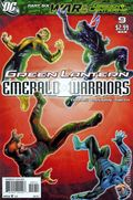 Green Lantern Emerald Warriors (2010) 9C