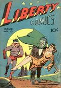 Liberty Comics (1946 Green) 10