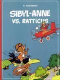 Sibyl Anne vs. Ratticus HC (2011 Fantagraphics) 1-1ST