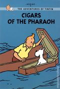 Adventures of Tintin Cigars of the Pharaoh GN (2011 LBC) Young Reader's Edition 1-1ST