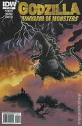 Godzilla Kingdom of Monsters (2011 IDW) 7A