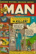 Man Comics (1949) 7