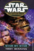Star Wars The New Jedi Order Star By Star HC (2001 Novel) 1A-1ST