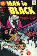 Man in Black, The (1957 Harvey) 2