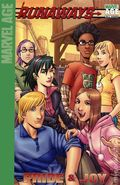 Marvel Age Runaways SC (2004 Marvel) A Target Saddle-Stitched Collection 1-1ST