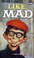 Like, MAD PB (1960 Signet Books) 1-1ST