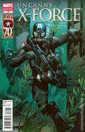 Uncanny X-Force (2010 Marvel) 12B