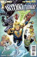 Justice League International (2011) 1A