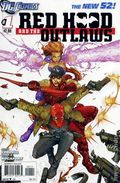 Red Hood and the Outlaws (2011) 1A