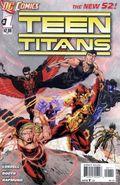 Teen Titans (2011 4th Series) 1A