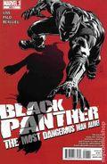 Black Panther Most Dangerous Man Alive (2011 Marvel) 523.1