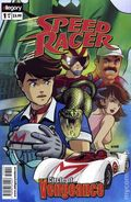 Speed Racer Circle of Vengeance (2011 Allegory) 1