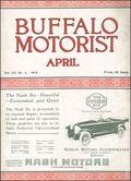 Buffalo Motorist 1904