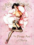 Malibu Cheesecake The Pin-Up Art of Olivia HC (2011) 1A-1ST