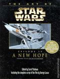Art of Star Wars SC (1997 Del Rey Books) Episodes IV-VI Revised Edition 1-REP