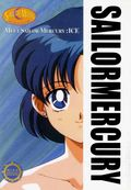 Sailor Moon Scout Guide Meet Sailor Mercury Ice SC (1999 Mixx) 1-1ST