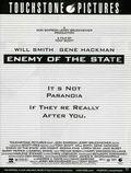 Enemy of the State Media Press Kit (1998) KIT-1998