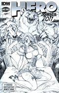 Hero Comics (2011 IDW) 0C