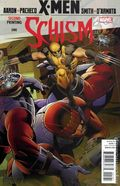 X-Men Schism (2011 Marvel) 1E