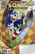 Sonic the Hedgehog FCBD (2007) 2011