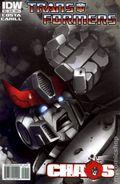 Transformers (2009 IDW) 25A