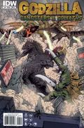 Godzilla Gangsters and Goliaths (2011 IDW) 4A
