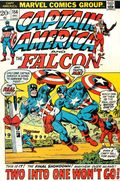 Captain America (1968 1st Series) Mark Jewelers 156MJ