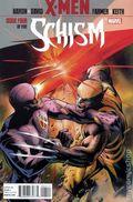 X-Men Schism (2011 Marvel) 4A