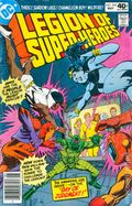 Legion of Super-Heroes (1980 2nd Series) Mark Jewelers 263MJ