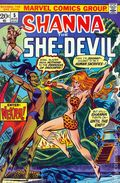 Shanna The She-Devil (1972 1st Series) Mark Jewelers 5MJ