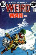 Weird War Tales (1971 DC) Mark Jewelers 14MJ