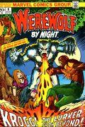 Werewolf by Night (1972 1st Series) Mark Jewelers 8MJ