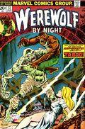 Werewolf by Night (1972 1st Series) Mark Jewelers 13MJ