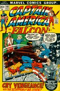 Captain America (1968 1st Series) National Diamond 152NDS
