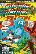 Captain America (1968 1st Series) National Diamond 158NDS