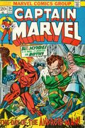 Captain Marvel (1968 1st Series Marvel) National Diamond 24NDS