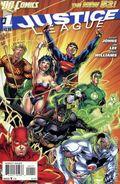 Justice League (2011) 1A