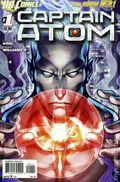 Captain Atom (2011) 1A