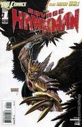 Savage Hawkman (2011) 1A