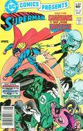 DC Comics Presents (1978 DC) Mark Jewelers 60MJ
