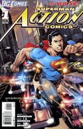 Action Comics (2011 2nd Series) 1A