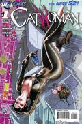 Catwoman (2011 4th Series) 1A