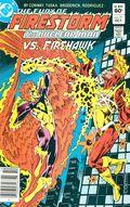 Firestorm (1982 2nd Series) Mark Jewelers 17MJ