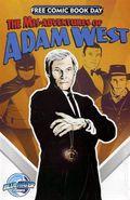 Misadventures of Adam West (2011 Bluewater) FCBD 0