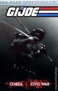 GI Joe Cobra Civil War 100 Page Spectacular (2011) 0