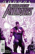 New Avengers (2010 2nd Series) Annual 1A