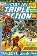 Marvel Triple Action (1972) National Diamond 5NDS
