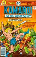 Kamandi (1972) Mark Jewelers 44MJ